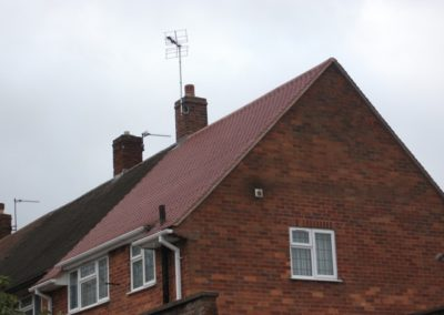 Roofing work in Bewdley